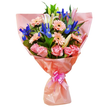 RBT205 Pink Bouquet