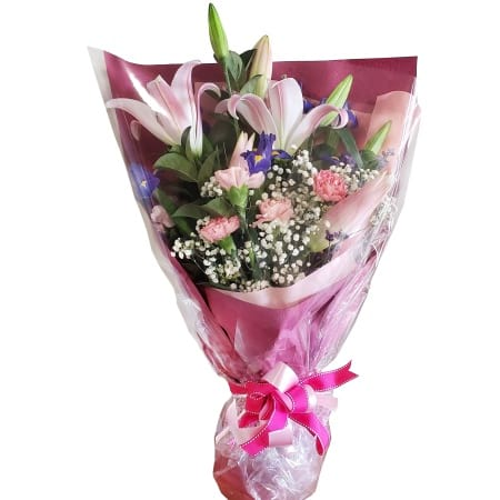 RBT301 Pink Bouquet
