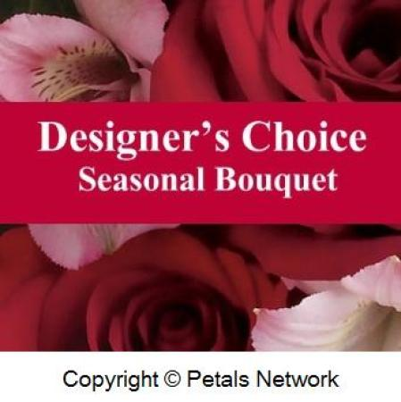D2 Designer`s Choice - flower bouquet(bunch) $58 - $200