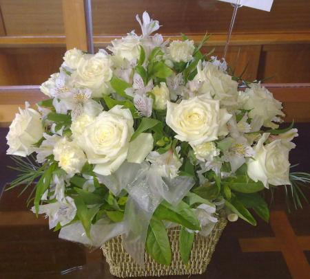 RBK190 white arrangement