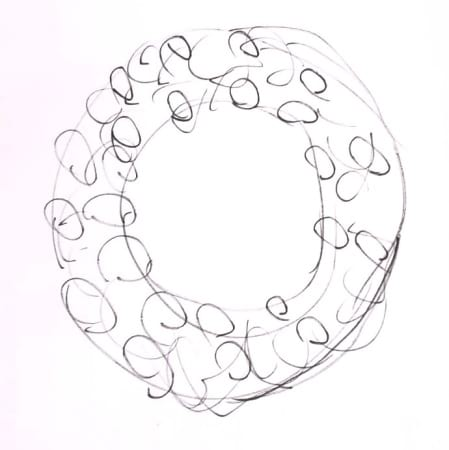 DC02 Designer Choice, Sympathy Wreath, 3 Sizes